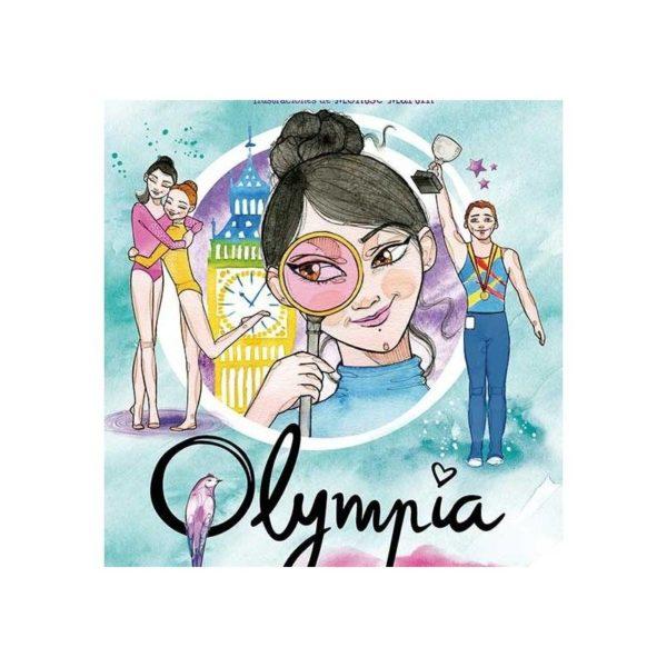 """LIBROS OLYMPIA """"Almudena Cid"""""""